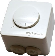 Systemair MTP 20, 20K, SPEED CONTROL