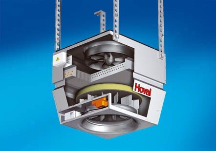 Hoval TopVent DHV-9