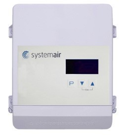 Systemair PXDM 6A INTERN DISPLAY