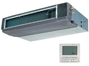 Systemair SYSPLIT DUCT 36 HP R