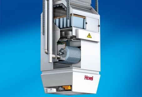 Hoval TopVent MG-9/60