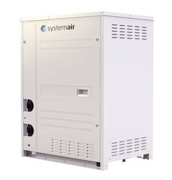 Systemair SYSVRF 335 WATER EVO HP R