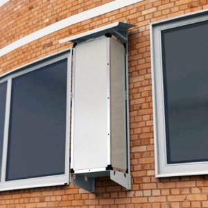 Приточная вентиляционная установка ПВУ-350